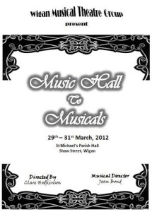 2012 - Music Hall to Musicals