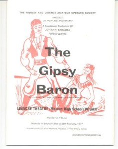 1977 - The Gipsy Baron