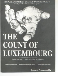 1983 - The Count of Luxembourg