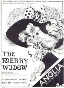 1985 - The Merry Widow