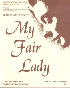 1991 - My Fair Lady