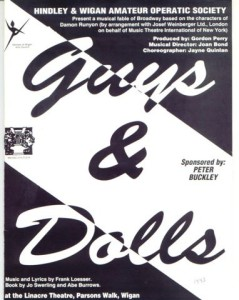 1993 - Guys and Dolls