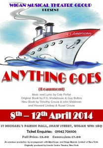 2014 - Anything Goes