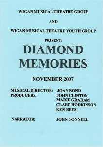 2007 - Diamond Memories