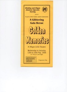 1998 - Golden Memories