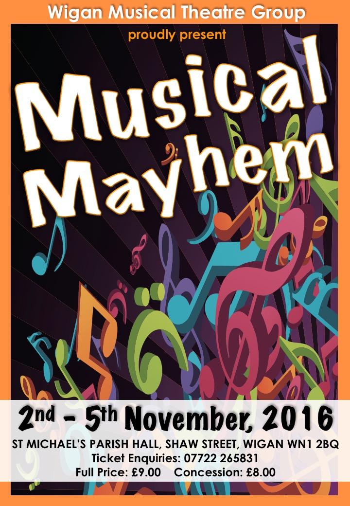 2016 - Musical Mayhem
