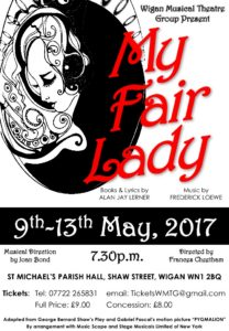 2017 - My Fair Lady