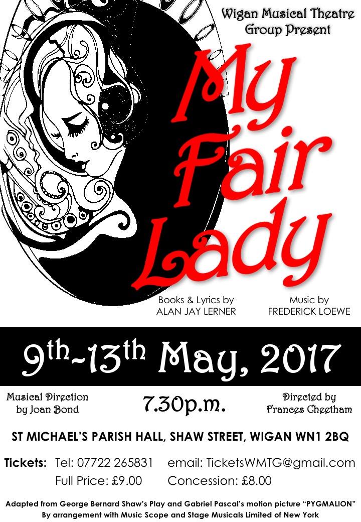 2017 - My Fair Lady