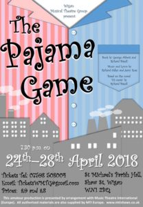 2018 - The Pajama Game