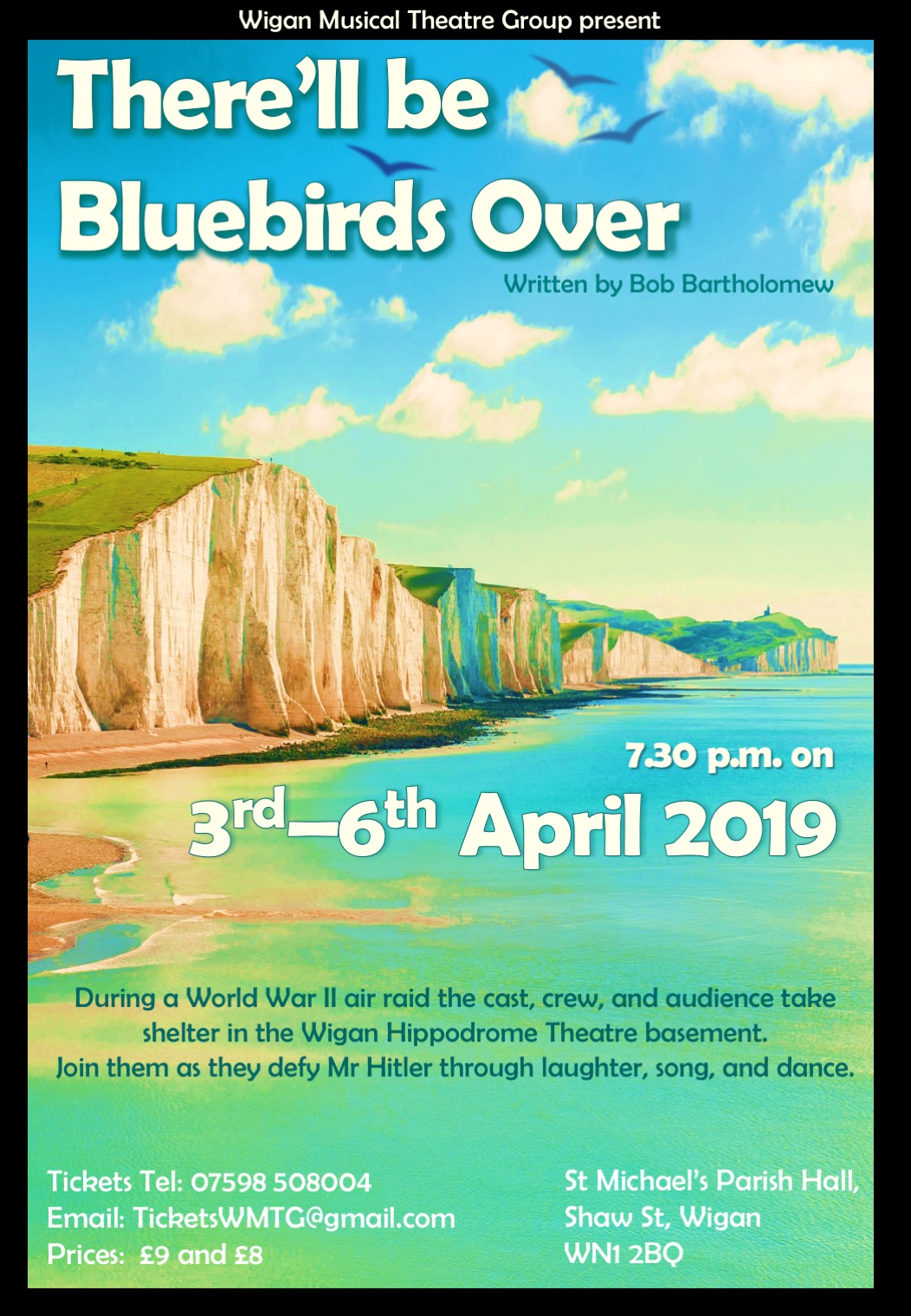 2019 - There'll Be Bluebirds Over
